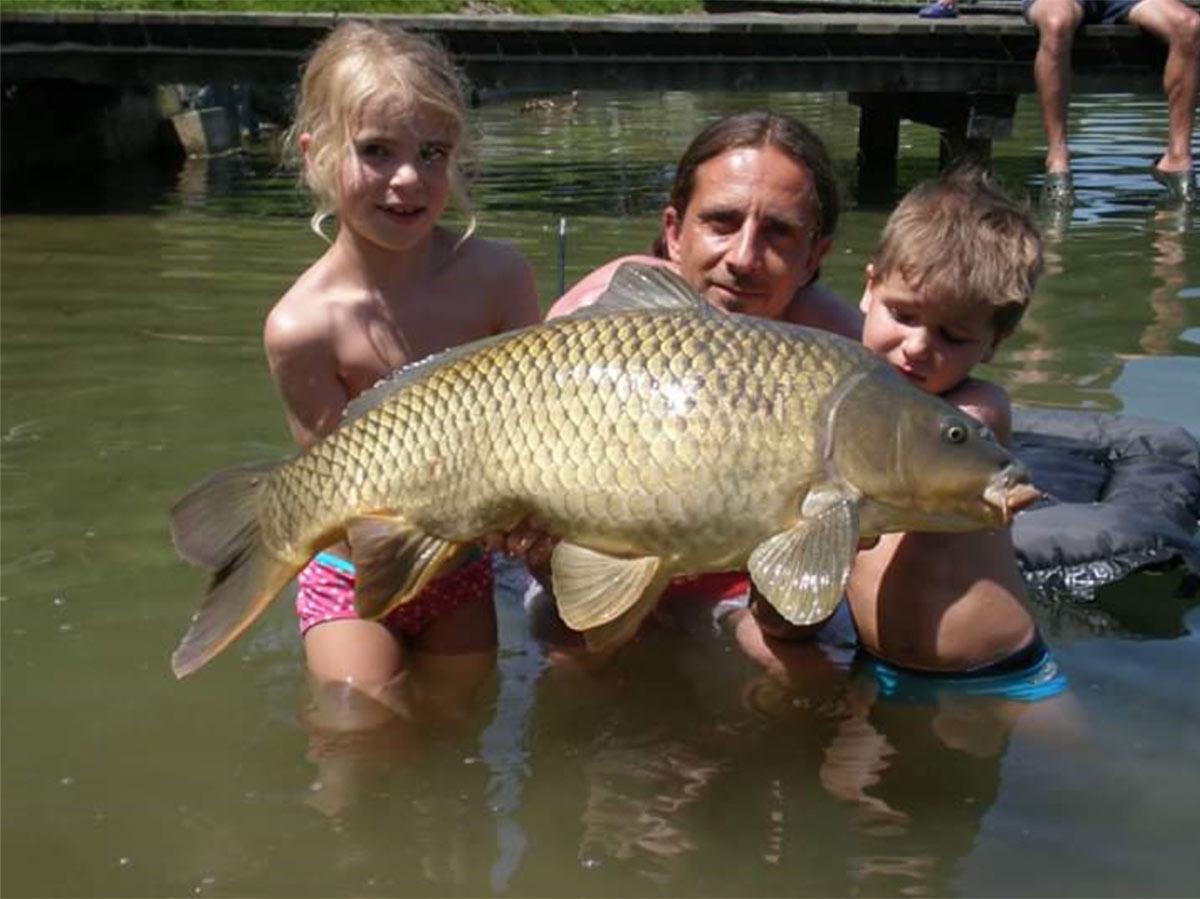 Fischen im Urlaub | Florianihof | Urlaub am Klopeiner See